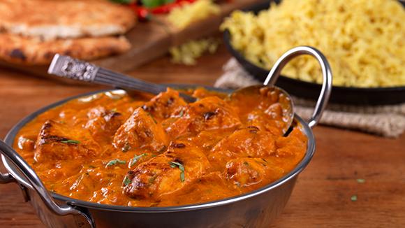 authentic Indian cuisine
